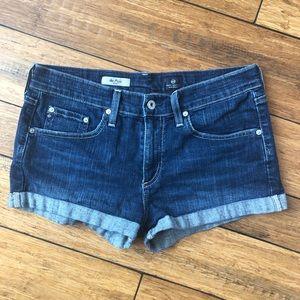 "AG ""the Pixie"" shorts"